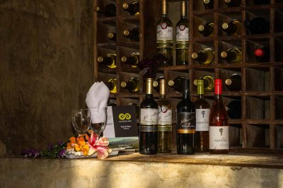 Wine storage room (Easter Island Ecolodge) (8)